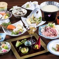 【春の美食プラン】「米の娘豚の豆乳しゃぶしゃぶ」×ゆったりロングスティ+嬉しい特典付
