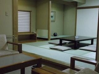 特別室・和室二間(大部屋)