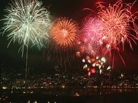 熱海海上花火大会を見に行こう!