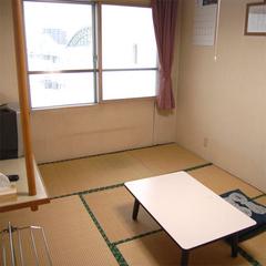 <喫煙>本館和室【バス・トイレなし】