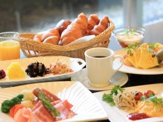 [イチオシ]朝の気分で選ぼう♪和・洋選べる朝食付プラン