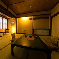【バスなし和室(8〜14帖)バリアフリー対応】‐脇田館客室‐