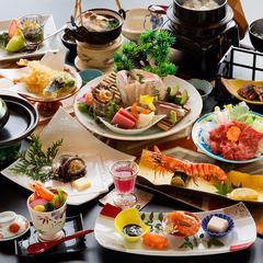 新鮮魚介からお肉まで♪美味しい三河の食材をまるごと召し上がれ♪■三河美食会席■