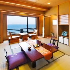 【スタンダード和室10帖】◇海の見える客室◇