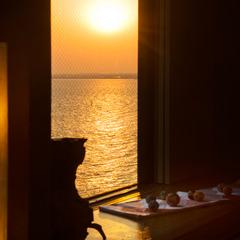 美味しい朝食を食べて、西尾観光を楽しもう!露天風呂は海が綺麗な朝がオススメ★<1泊朝食プラン>