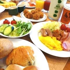 ★楽天スーパーポイント10倍★朝食付きプラン