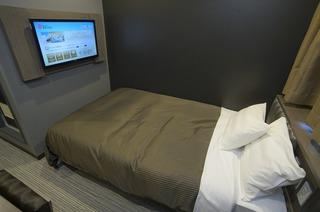 【喫煙】セミダブル/ベッド幅120cm×1台/12平米