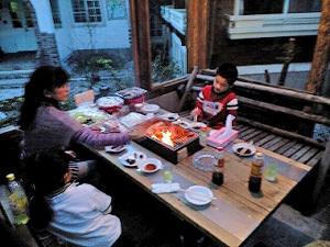 コテージ(ログハウス)1棟貸切りで別荘気分♪【素泊まりプラン】♪新しい旅行スタイル!自炊・炊飯可