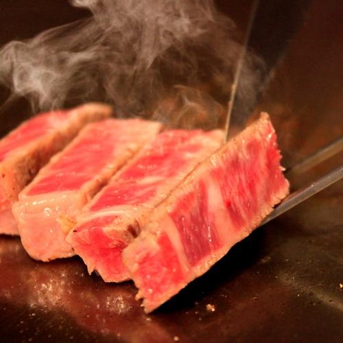楽天限定【グルメ旅】国産牛フィレステーキを無料でプレゼント<基本会席★月の雫>