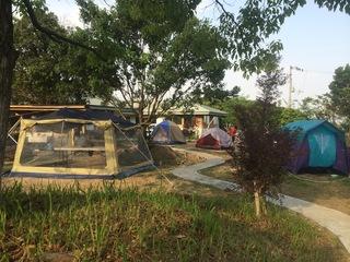 ステラシアター・キャンプサイト(テント)