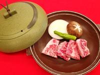 【ちょっと贅沢】国産ブランド牛のステーキ付バイキングプラン Wi-Fi客室対応♪(和室6畳を除く)