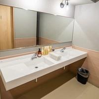 【お日にち限定】テレワーク推奨のお部屋♪コンパクトシングルルーム〈大浴場付き・トイレバス共用〉