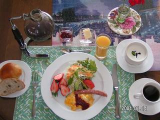【朝食付】朝食はペンションで〜自家焙煎珈琲も美味〜B&Bプラン