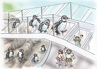 仙台うみの杜水族館送迎付サービスプラン