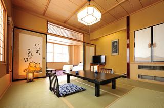 準特別室【和洋室】和室8畳+ベッドルーム