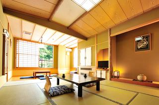 和室【10畳】掘りごたつ付 約30平米