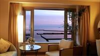 【ポイント10倍】得トク10%OFF♪お部屋広々32平米!海の見えるテラスで朝食を★