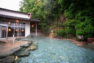 源泉・掛け流しの温泉と宿泊ビジネスプラン