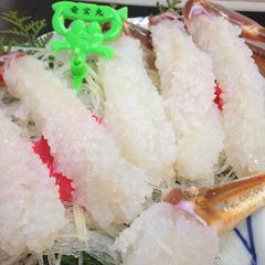 ≪おすすめ松葉ガニコース(Aプラン)≫当館いちおし★様々な料理で蟹を味わい尽くす!