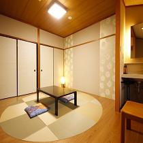 ◆モダン和室◆8畳(禁煙室)◆