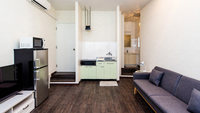 14連泊【素泊まり】個別のベッドルーム付でプライベート空間を満喫!〜ワーケーションにおすすめです!〜