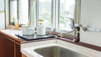 2連泊【素泊まり】沖縄をもっと満喫!乾燥機付き洗濯機があるから気軽に連泊ができる♪