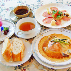 【四季コース】当宿一番人気☆こだわりの厳選素材を使ったシェフの絶品料理