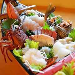 【金の舟盛★ポイント10倍】当館最上級の舟盛り★季節の海味を楽しんで♪
