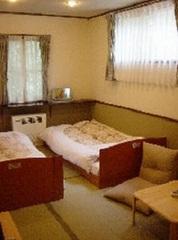 和室くつろぎ部屋