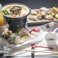 【海におまかせ】鮨満喫プラン1泊2食付き