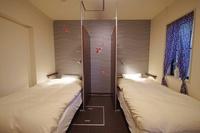 女性専用☆シングルベッドのドミトリールーム