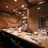 【天婦羅◇雅コース】夕食は、先斗町『きたむら』へ♪サクサク☆揚げたての天ぷらを!≪2食付き≫