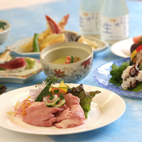 【春夏旅セール】≪特選膳≫お料理グレードアップ★質にこだわった贅沢なお食事を堪能