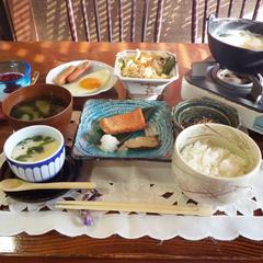 【朝食付】夜は自由に!朝はからだに優しい和朝食を食べて、観光&ビジネスへ