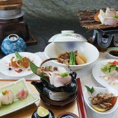 【冬旅】ぷち贅沢!南紀の冬の味覚「クエ御膳」1泊2食