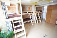 【ファミリー】【家族同室】みんなで泊まれるビッグルーム10人部屋