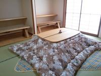【素泊り】2〜3名様用 和室個室 ♪くつろぎの畳のお部屋☆