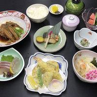 【夕定食】当館人気のお得メニュー☆海の幸をカジュアルに楽しむ♪