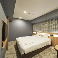 【禁煙】デラックスツイン■ベッド幅110cm×2台
