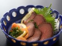 【肉料理が大好きな方へおすすめ】お口に広がるお肉の旨み♪鳥取和牛会席