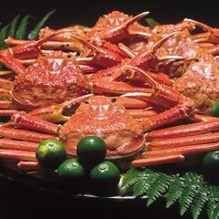 【かに】高級タグ付松葉蟹お約束!至福の松葉蟹三昧ご満喫プラン♪