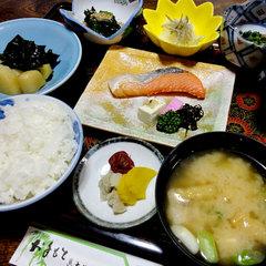 【朝食付き】自然を感じる癒し旅☆朝は地元食材を使った和朝食をどうぞ!※現金特価※