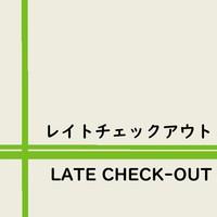 【曜日限定特典】《素泊》レイトチェックアウトプラン☆通常10時→22時チェックアウト