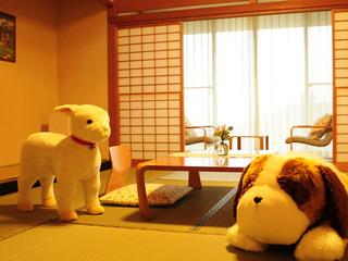 ハイジのアニメルーム和室(定員5名)