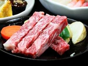 【一泊夕食】お肉好き必見!豊後牛ステーキプラン