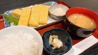 【朝食付プラン】土佐の高知の朝ごはん!『特製ちりめんだし巻き玉子』朝食付ご宿泊プラン♪