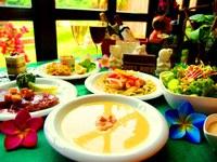 金目鯛のアクアパッツァ風&サザエのグリル付き☆肉料理とシーフードプラン 貸切露天も♪
