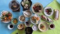 【四季の味覚】天然温泉と春味御前で秋田の味覚を満喫/2食付