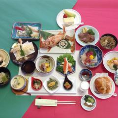 全17品/夢コース♪ボリューム満点!旅の醍醐味は食という方におすすめ☆2食付