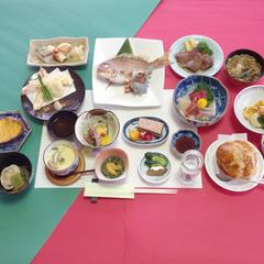 全14品/松コース♪和洋折衷の会席料理で地元の旬を満喫!★2食付